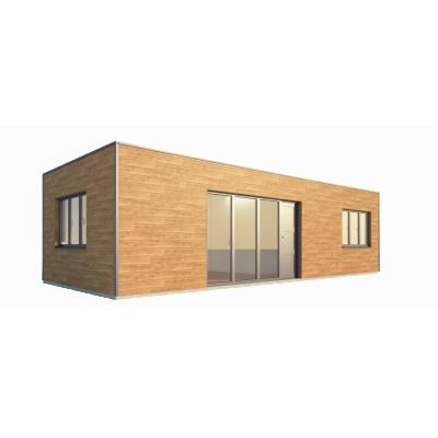 Modular casa cu 2 camere