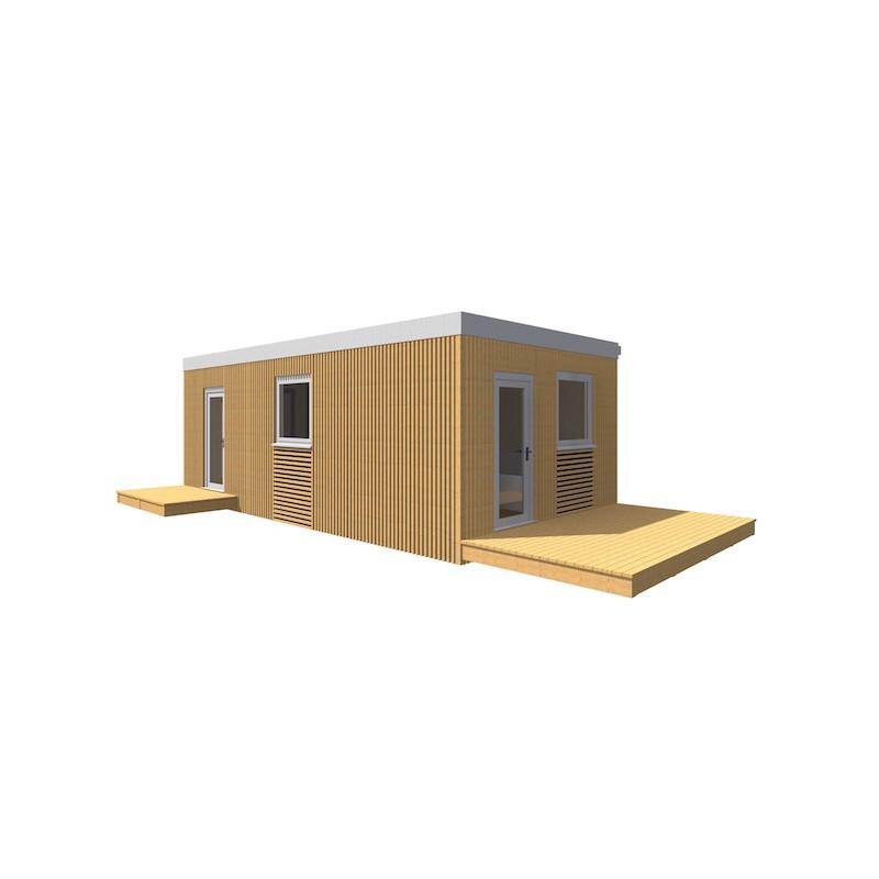 Case modulare 1-camera